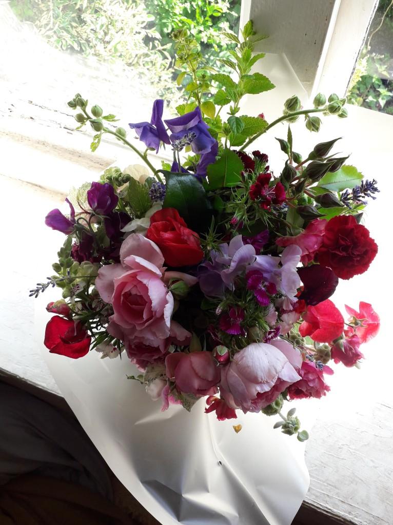 Somerset postal flowers fresh flowers by post